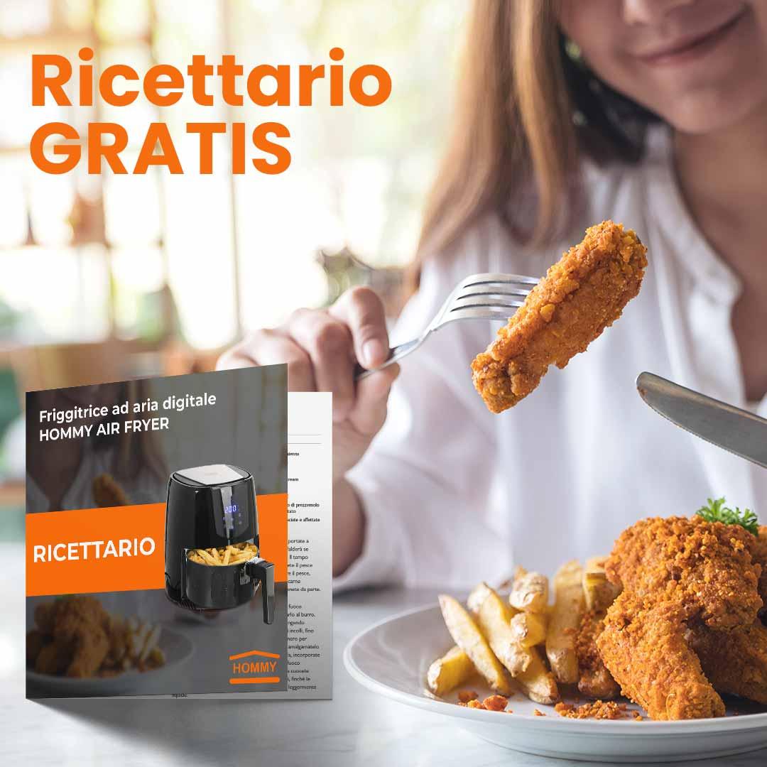 Ricettario-Gratis-hommy
