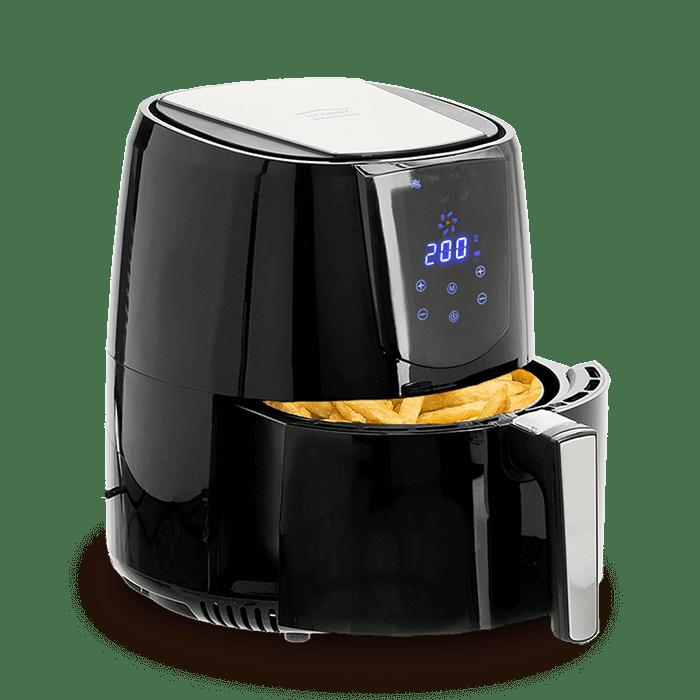 hommy air fryer digitale
