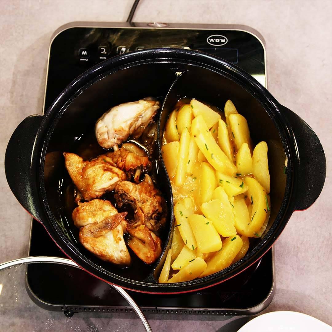 hommy casseruola+cibo