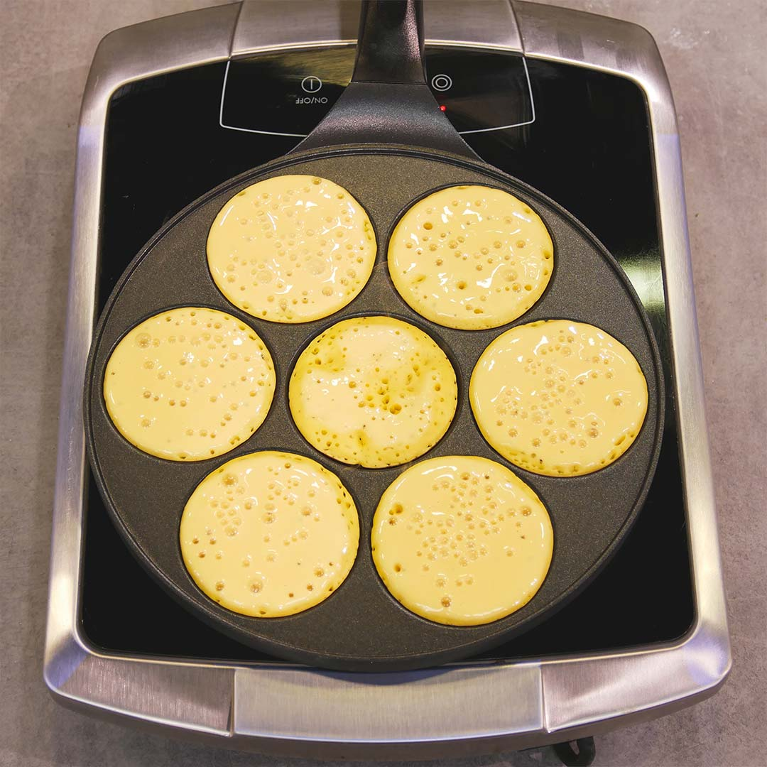 pancake-padella